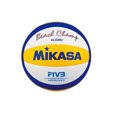 Imagem de Bola De Volei De Praia Mikasa Vls300 Oficial Fivb