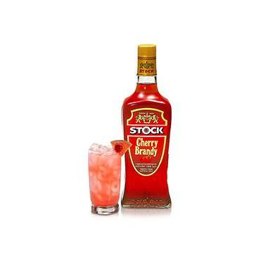 Licor Cherry Brandy 720ml - Stock