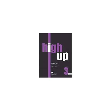 High Up 3 - Student's Book With Audio CD & Digital Book - Macmillan - 9786685723731