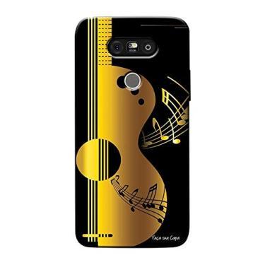 Capa Personalizada para LG G5/G5 SE Violão - MU02