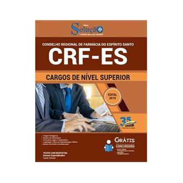 Imagem de Apostila Crf Es - Comum Aos Cargos De Nível Superior