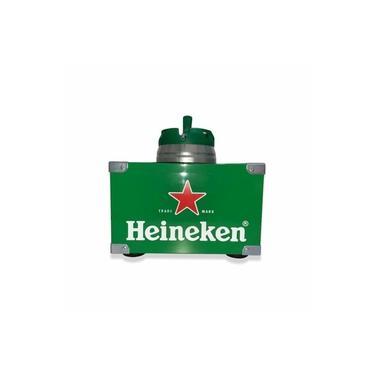 Imagem de Caixa Térmica Para Barril Chopp Heineken 5 Litros