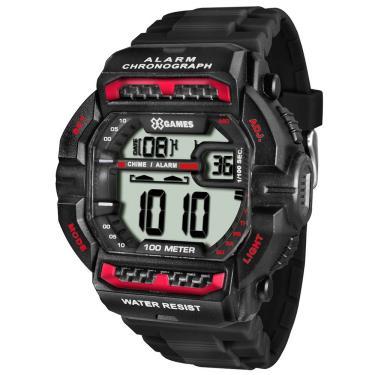 010ff5ad16a Relógio Masculino X-Games XGPPD086 BXPX Preto