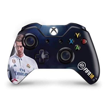 Skin Adesivo para Xbox One Fat Controle - Fifa 18