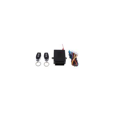 Carro De Controle Remoto Central Kit Fechadura Da Porta Keyless Sistema Entrada Alarmes Preto