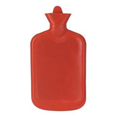 Imagem de Bolsa Térmica Compressa Água Quente Ou Fria 2 Litro Colorida