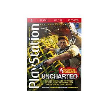 Playstation. Uncharted - Vários Autores - 9788579604041