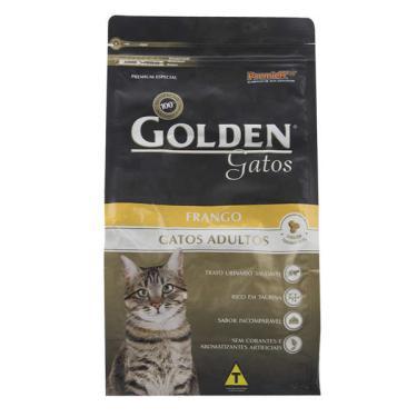 Ração Seca PremieR Pet Golden Gatos Adultos Frango - 3 Kg