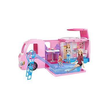 Barbie Trailer dos Sonhos - Mattel