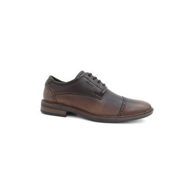 Sapato Masculino De Couro 4447-574h Ferracini (18) - Tabaco