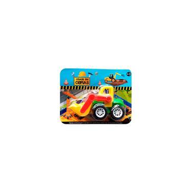Imagem de Caminhão Trator De Brinquedo Fricção Obras