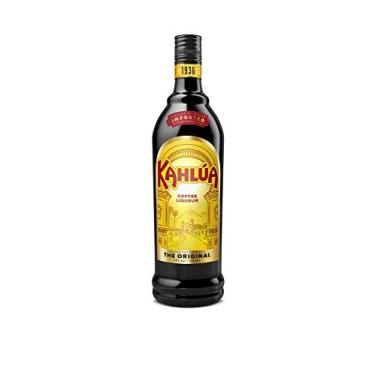 Licor Creme de Café Kahlua, Marrom, 750 ml