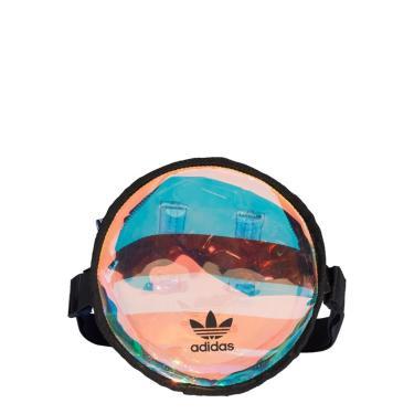 Bolsa Adidas ROUND WAIST ORIGINALS Cinza  feminino