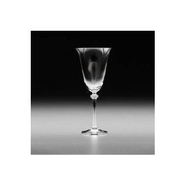 Jogo De 6 Taças De Cristal Bohemia Para Vinho Tinto Modelo Alexandra - 5319