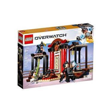 Blocos de Montar Lego Overwatch Hanzo vs Genji 75971 197 pcs