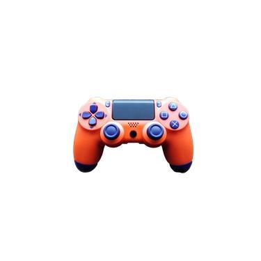 Controle para Playstation4 Ps4 Pc e Smartphone Cor Laranja