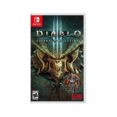 Jogo - Nintendo Switch Diablo III 3 Eternal Collection
