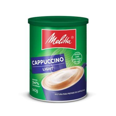 Cappuccino Light Melitta 140g