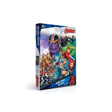 Imagem de Quebra-Cabeça Os Vingadores 100 Peças - Toyster