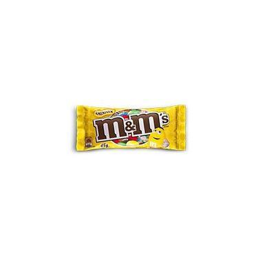M&Ms amendoim 45g Mars Brasil PT 1 UN