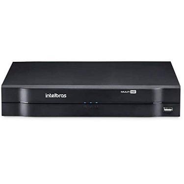 Imagem de DVR 8 Canais Intelbras HD 720p + 2 IP H.265+ Até 12TB 5 em 1 Modo NVR Ipv6 Onvif S - MHDX 1108