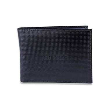 Carteira Branded New Era - preto/azul