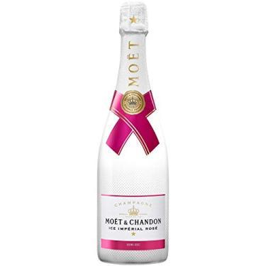 Champagne Moët Ice Impérial Rosé 750ml
