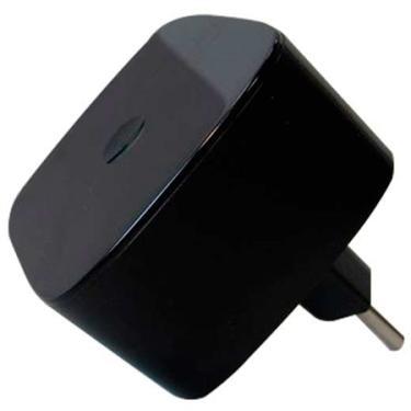 Carregador Turbo Moto G 6° geração Motorola original - Com cabo USB