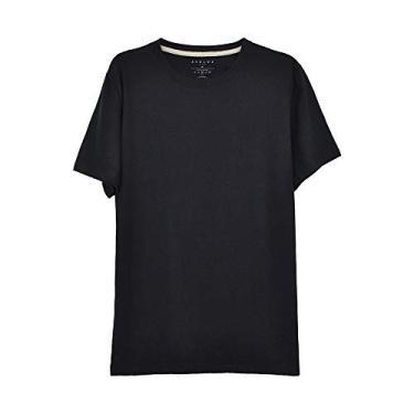 Camiseta Aveloz Básica Preta-P