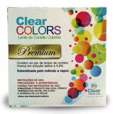 de416283d6a31 Lentes de Contato Clear   Beleza e Saúde   Comparar preço de Lentes ...