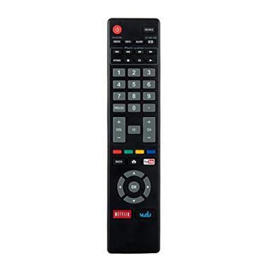 Controle remoto Bedycoon NH409UD adequado para Magnavox LED Smart HDTV TV 32MV304X 32MV304XF7 40MV324X 40MV336X 50MV314X 55MV314X 43MV314X 43MV314XF7 40MV336X