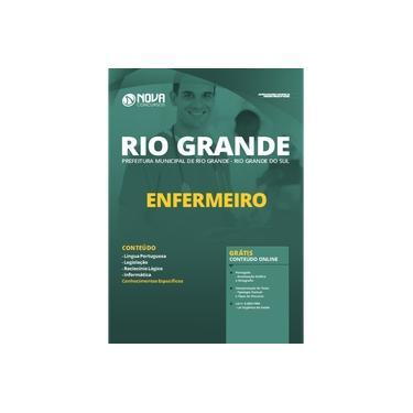 Imagem de Apostila Rio Grande - RS 2020 - Enfermeiro