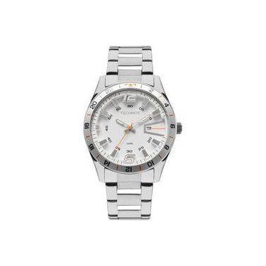 14288861fb3 Relógio Masculino Technos 2115LAK1B à prova d`água 50 m