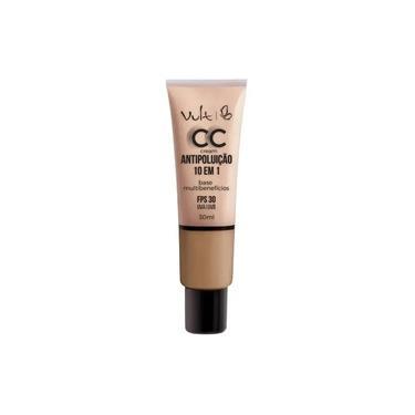 CC Cream Vult Antipoluição 10 em 1 MB04 Bege - 30ml