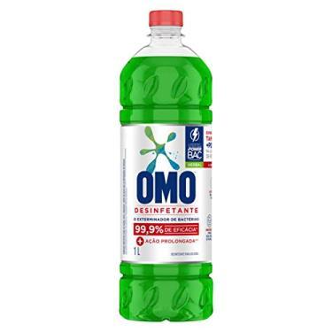 Desinfetante Uso Geral Herbal Omo Frasco 1l, OMO