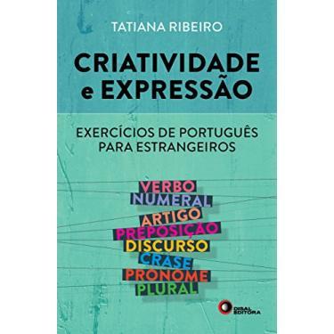 Criatividade e Expressão. Exercícios de Português Para Estrangeiros - Volume 1 - Capa Comum - 9788578441784