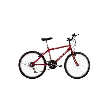 Imagem de Bicicleta Dalannio Bike Sport Aro 26 Masculina 18 Marchas Vermelha