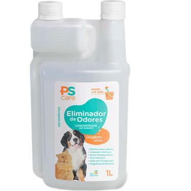 PS Care Eliminador de Odores Pet Society - 1 Litro