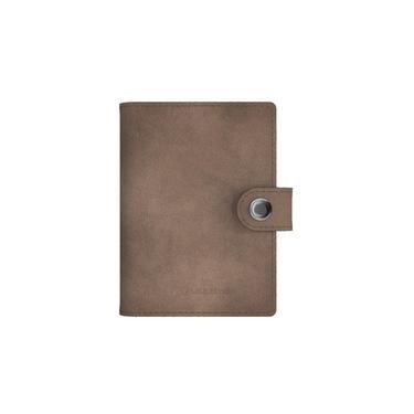 Carteira Ledlenser Lite Wallet Classic Matte Taupe Grey
