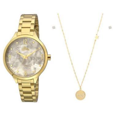 502882a14142d Relógio de Pulso R  179 a R  400 Allora   Joalheria   Comparar preço ...