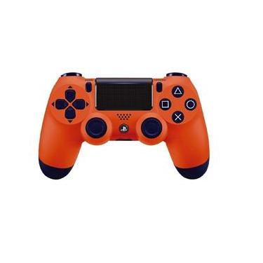 Controle DualShock 4 Wireless Controller Sunset Orange - PS4