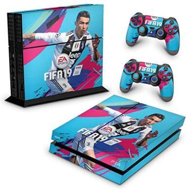 Skin Adesivo para PS4 Fat - Fifa 19