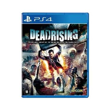 Dead Rising Remastered - Ps4