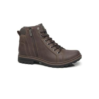 Bota Freeway Masculino Couro c/ horse chocolate STRIKING-315