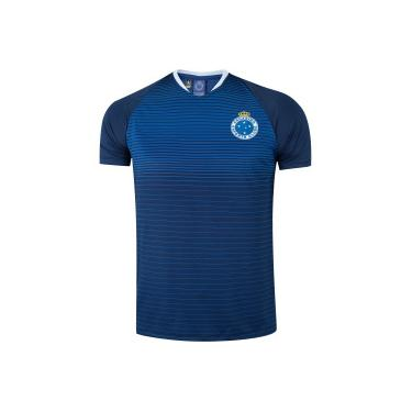 Camiseta do Cruzeiro Prime - Masculina Braziline Masculino