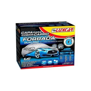 Capa P/ Cobrir Carro Dualpro C/ Forro - G Luxcar
