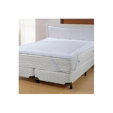 Imagem de Pillow Top Altenburg King 100% Algodão 180 Fios Lit Blanc