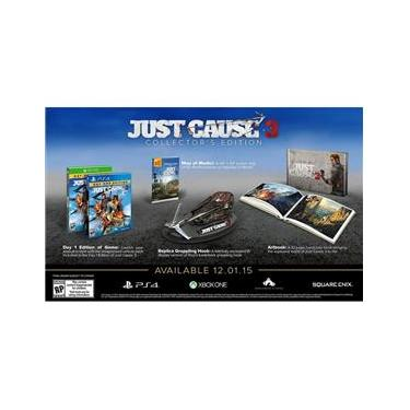 Just Cause 3 Collector`s Edition - PS4