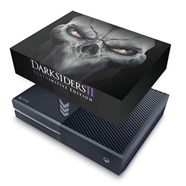 Capa Anti Poeira para Xbox One Fat - Darksiders 2 Deathinitive Edition