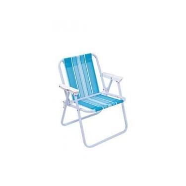 Cadeira Infantil Alta Aço 2009 - Mor
